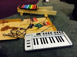 MIDI Xphone